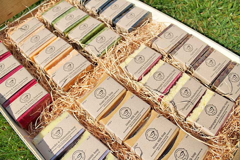 The Cotswold Soap Co Broadway Deli Wholesale